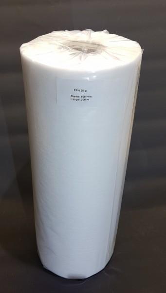 Universal Filtervlies 200m x 50cm Kern 70 mm 20 gr/m²