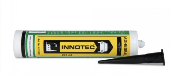 Innotec® Adheseal Teichfolienkleber Kartusche 290ml - schwarz