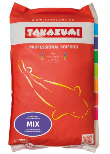 Takazumi Mix 10 kg Ø 4,5 mm