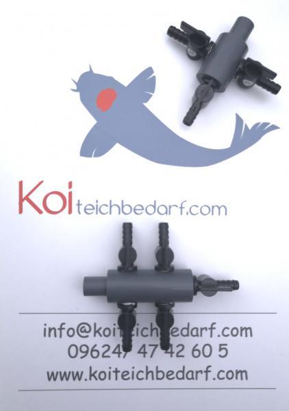 9mm Luftverteiler Kunstsoff