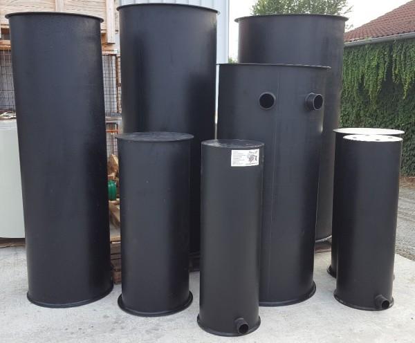 PP Bioreaktor Ø 950 x 1500 mm -leer-