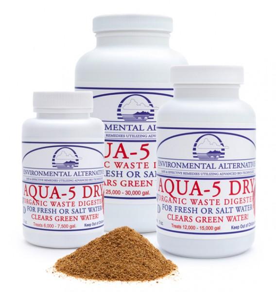 Aqua 5 Dry 280 Gramm