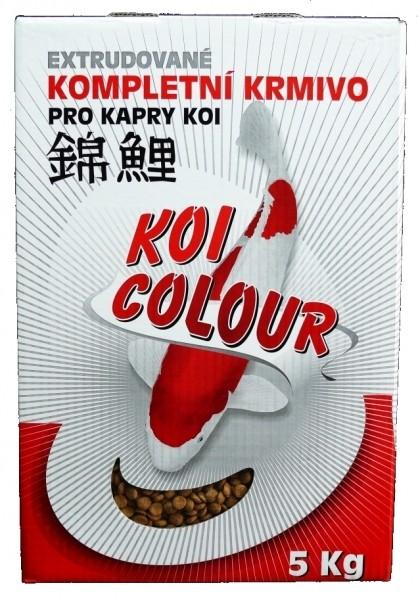 Koi 0833 Colour 15 KG Ø 7 mm Farbfutter