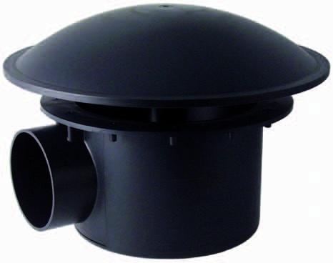 Bodenablauf mit Kammer 110 mm