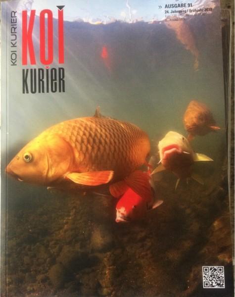 Koi Kurier - Ausgabe 91