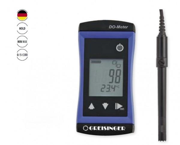 Greisinger G1610 mobiles Sauerstoff Messgerät