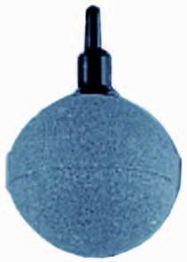 Belüfterkugel grau Ø 25 mm
