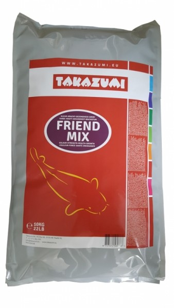Takazumi Friend MIX 10 KG Ø 6 mm