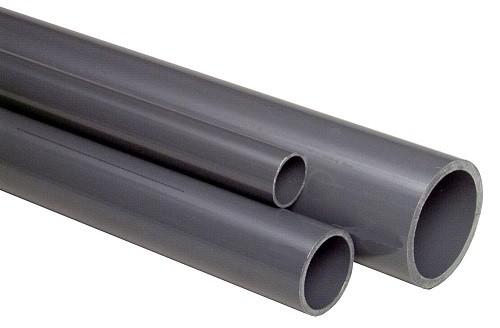 1,5 Meter PVC Rohr 90 x 2,7 mm 7,5 Bar